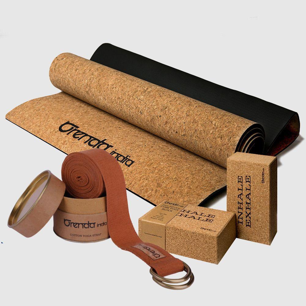 Pack Yoga corcho Orenda India