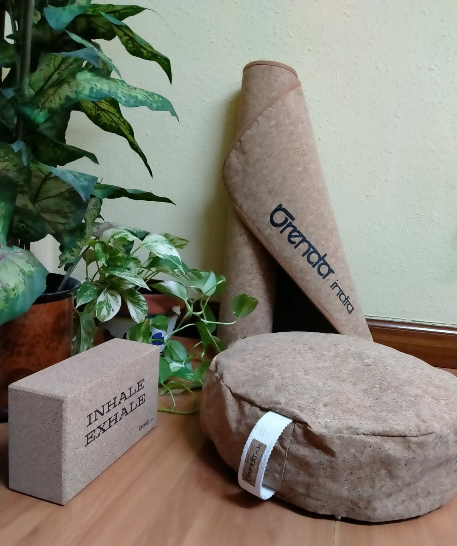 yoga en casa vista descriptiva del producto