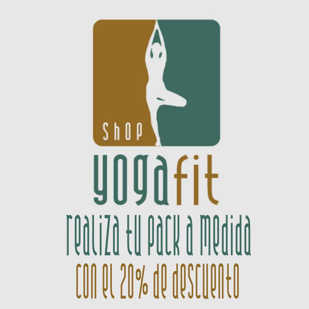 Pack Yoga a tu Medida vista descriptiva del producto