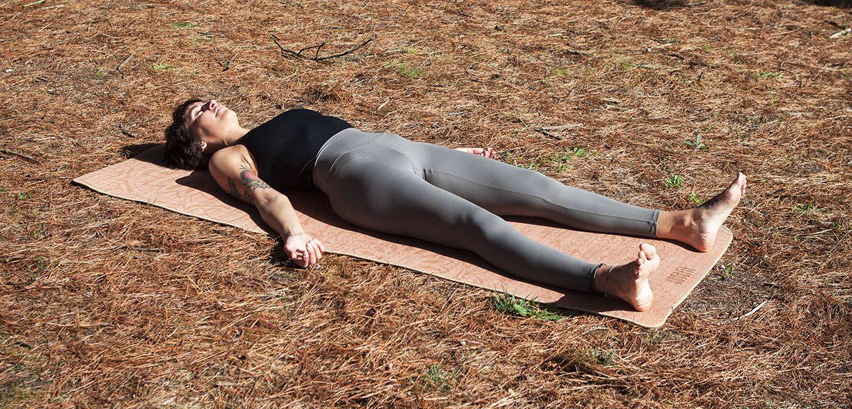 asanas yoga para dormir bien